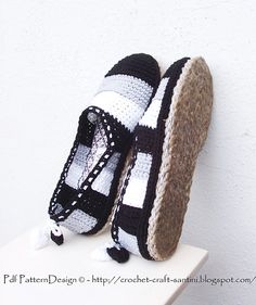Ravelry: NEW Tailored CORD-Soles + Sole Treatment - Turn home slippers into street shoes pattern by Ingunn Santini