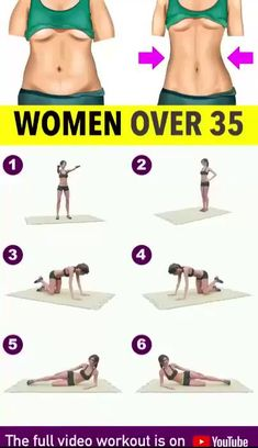Workout Videos For Women, Gym Workout For Beginners, Gym Workout Videos, Fitness Workout For Women, Workout Plan For Women, Fitness Workouts, Woman Workout, Ab Workouts, Simple Workouts