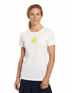 Asics Women's Love Tee by ASICS. $22.00. Specific ASICS Tennis T shirt. Self fabric binding enhances comfort. Soft hand polyester and cotton jersey knit quick-dry fabric. 100% Synthetic. ASICS, an acronym derived from the Latin phrase, Anima Sana In Corpore Sano-a sound mind in a sound body. Staying true to the philosophy by which it was founded, every ASICS innovation, every concept, every idea is intended to create the best product. Our mission is to become the number...