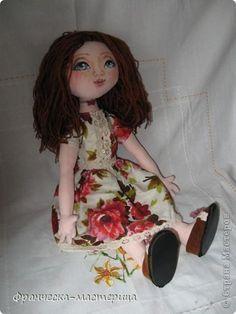 Куклы Шитьё Исполняю свою детскую мечту Сутаж тесьма шнур Ткань фото 2