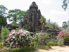 Visit Tonle Bati (Ta Prohm & Yeay Peau), Takeo region outside of Phnom Penh