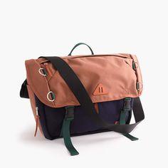J.Crew - Trail messenger bag