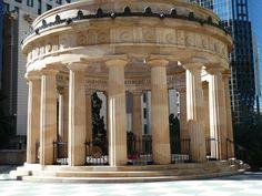 Shrine of Remembrance, Brisbane, Australia
