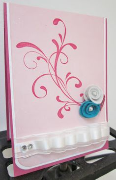 Stampin' Up UK Demonstrator Sarah-Jane Rae Cards and a Cuppa blog: Stampin' Up's Everything Eleanor card