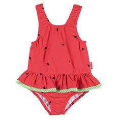 LeTop Baby Girl's Watermelon Cutie Little Girl Swimsuit
