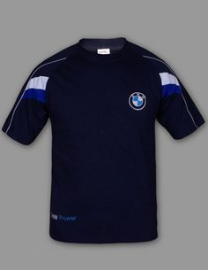 BMW POWER, T-shirt, 100% Cotton, Logo on front and back, Size - S, M, L, XL, XXL, XXXL PRICE $ 19.00 Bmw Accessories, Racing Team, Polo Shirt, T Shirt, Cotton Logo, Road Trip, Mens Tops, How To Wear, Fresh