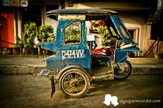 Triciclo Puerto Princesa, Antique Cars, Trucks, Antiques, Vehicles, Tricycle, Boats, Vintage Cars, Antiquities
