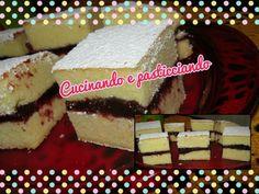 Cucinando e Pasticciando: Torta margherita con marmellata di ciliegie