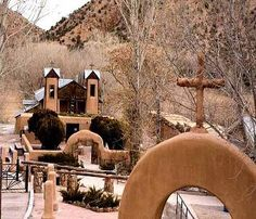 El Santuario (Chimayo)  a very majical humbling experience to come here