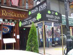 Saint Patricks Day Drinks