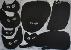 Miriko Machiko, Black Cats
