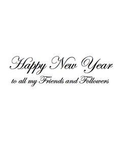 ♔ Happy New Year
