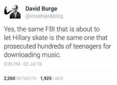 News about #SystemIsRigged on Twitter FBI on Clinton