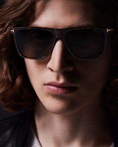 The Fletcher Sunglasses. #TOMFORD #TFEYEWEAR