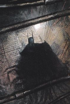 """ Arkham Asylum: A Serious House On Serious Earth Art by Dave McKean Story by Grant Morrison Dave Mckean, Comic Book Artists, Comic Books Art, Comic Art, Dc Comics Art, Batman Comics, Batman Arkham, Christian Bale, Batman Kunst"