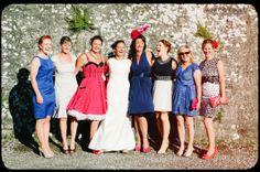 Brigid & John's wedding at Castletownroche, July 2013 Lily Pulitzer, The Selection, Wedding, Dresses, Fashion, Casamento, Gowns, Moda, La Mode