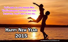 Happy New Year Card For Girlfriend