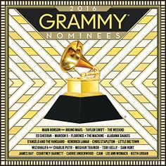 2016 GRAMMY Nominees- Various Artists