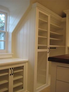 Closet Slanted Roof Design, Pictures, Remodel, Decor and Ideas - page 12