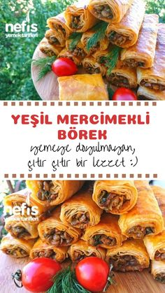 How to make Crispy Pastry Recipe with Green Lentils? kişinin defte… How to make Crispy Pastry Recipe with Green Lentils? people have defte … – # Crunchy in The # contacts the - Pastry Recipes, Chef Recipes, Healthy Recipes, Borek Recipe, Turkish Recipes, Ethnic Recipes, Green Lentils, Food Garnishes, Lentil Recipes