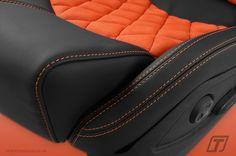 Lamborghini bespoke seat design
