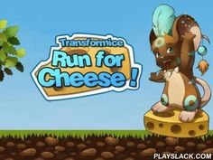 Transformice: Run For Cheese  Android Game - playslack.com , Control an attractive rodent and accumulate parts of cheese separated  around different levels. Jump on platforms and elude threats. This Android game is a mobile version of a well-kown computer game. accumulate as much cheese as you can to provided  all the empty mice. Run, jump over disparities and devices and elude a collection of foes. Don't stop even for an ordinal, the object may illness under your feet. Set records and…