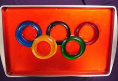 jello -Calm Energy: Sixth Grade OLYMPIC GOLD