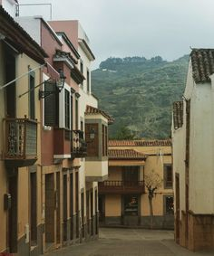 Beautiful Teror Gran Canaria
