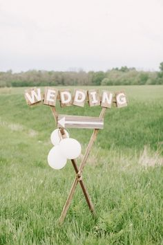 Barn Wedding With Vintage Style Decorations - Rustic Wedding Chic Barn Wedding Decorations, Rustic Wedding Signs, Wedding Signage, Diy Wedding, Wedding Ideas, Farm Wedding, Wedding Images, Wedding Couples, Wedding Details