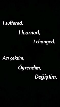 The Words, Neon Words, Sad Quotes, Book Quotes, Life Quotes, Learn Turkish Language, Silent Words, Birthday Wishes Messages, Inspirational Quotes About Success