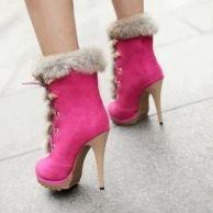 heels for winter!