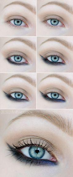 Make up. - Upside Down
