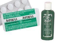 você vai precisar: de um vidro de Leite de colonia de 100ml + 5 comprimidos de Aspirina 500 mg  Modo de preparar: Coloque os cinco comprimidos dentro do leite de colônia, deixe descansar uma noite e está pronto para usar.  Modo de usar: Agite sempre antes de usar, umedeça um algodão e passe na pele durante à noite, deixe de 15 a 20 minutos e lave em seguida com o sabonete que você tem costume de usar, eu depois passo Bepantol ou Hipoglós no rosto, faço isso 3x por semana,
