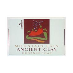 Zion Health Clay Soap Mountain Rain (1x6 Oz )