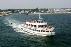 May 2019 - The Fun Way to Martha's Vineyard! Sail away on the Island Queen from Falmouth, Cape Cod and you will experience Martha's Vineyard within just Convenient parking just 200 yards from the. Falmouth Cape Cod, Day Trips From Boston, Falmouth Massachusetts, Marthas Vinyard, Island Pictures, Nantucket Island, Ocean Sounds, Island Tour, Travel Deals
