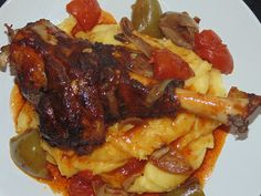 Creative Home Cooking With Ibty: Braised Lamb Shanks