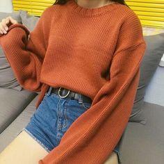 um tricô cor de carne