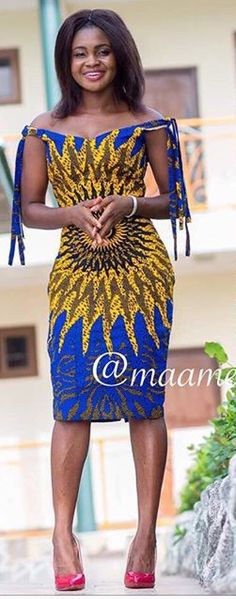 Here's Cool modern african fashion 4654745423 Best African Dresses, African Fashion Ankara, African Fashion Designers, African Inspired Fashion, African Print Dresses, Africa Fashion, African Attire, African Wear, African Women