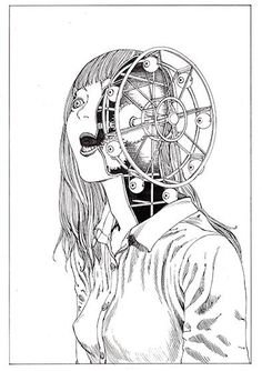 Shintaro Kago. Source: espantajerias