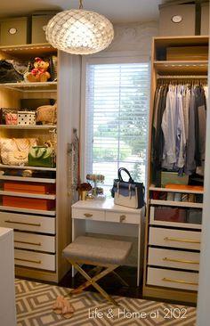 Life U0026 Home At 2102: Master Closet Update   FINAL REVEAL · Ikea Pax ...