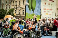 9. Ogólnopolskie Dni Integracji Zwyciężać Mimo Wszystko, sportowe emocje #sport #Kraków fot. Diamonds Factory