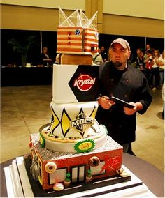 182 Best Duff Goldman Ace Of Cakes Images Charm City Cakes The
