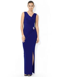 http://1tagdeals.com/fashion/shop/lauren-ralph-lauren-cowlneck-jersey-gown-blue-10/