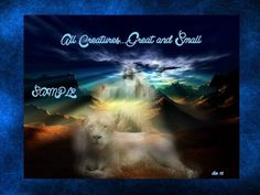 All Creatures Great and Small...Digital Art.. Starting at $5