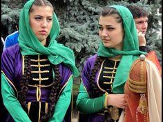 Geleneksel Çerkes Kıyafetleri (Circassian clothes) - Çerkes TV