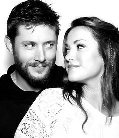 The Ackles - Jensen and Danneel