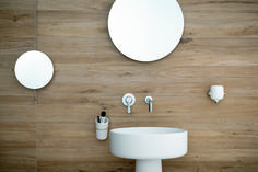 #Marazzi | #Treverktrend |  #bathroom | #woodtiles | #andreaferrari |