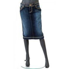 Dsquared - denim skirt