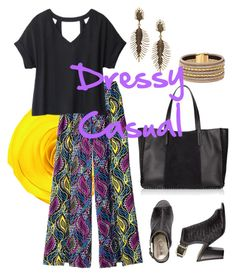 """""""Dressy Casual"""" by heather-murphy-carr ❤ liked on Polyvore featuring Avon"""