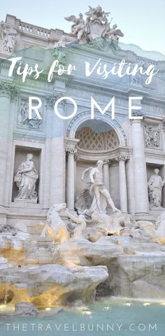 Travel tips for visiting Rome. How to save money on sightseeing, getting around, where re to eat, stay and make the most of your time in Rome. | Rome travel guide | travel | travel tips | Vatican | sightseeing | weekend in Rome | visit | tips for Rome | weekend break #ITravel